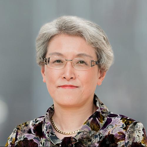 Tomoko Satoh, Ph. D., Representative Director, Japan Operations